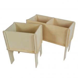 Alle Wood If møbler